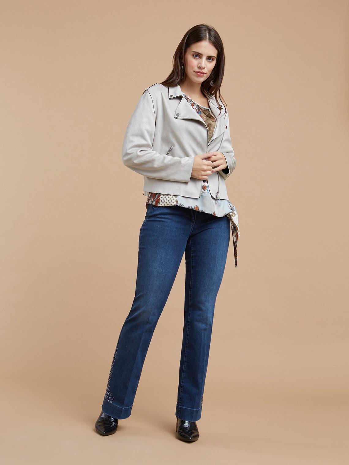 super popolare 258f8 a397c Bootcut jeans - Fiorella Rubino - GB