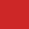 T-shirt with crystals and embroidered lettering, Red