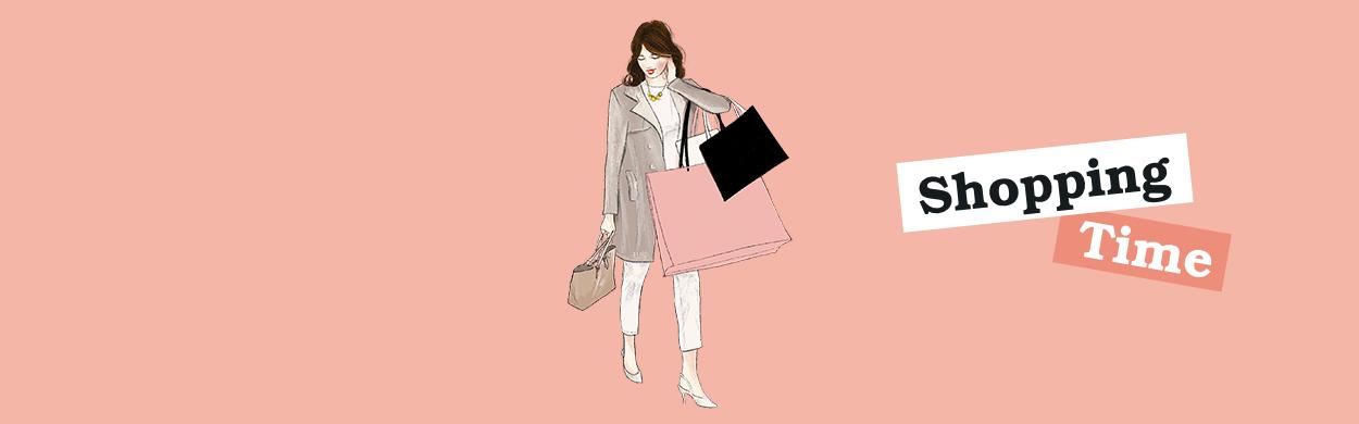 E' tempo di shopping
