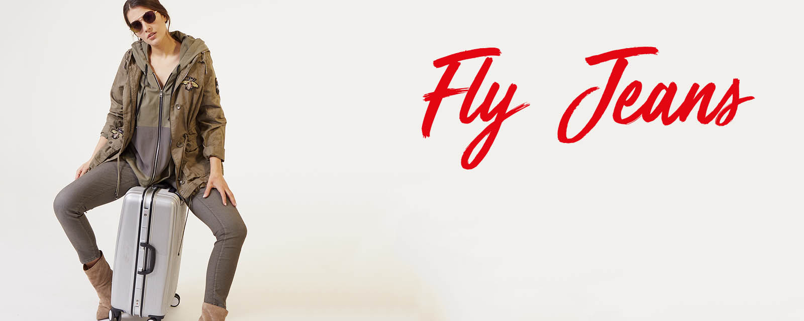 Fly Jeans - Fiorella Rubino